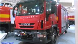 IVECO EUROCARGO消防车